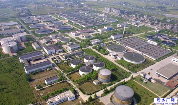 广州猎德污水处理厂