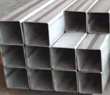 工业用不锈钢方管