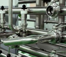 食品卫生级不锈钢管工程