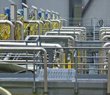 食品卫生级用不锈钢管工程